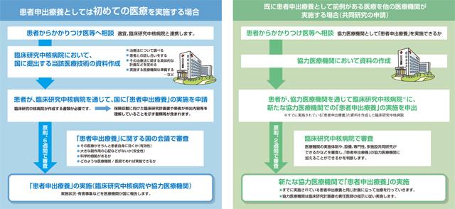 厚生労働省「患者申出療養制度啓発パンフレット20160330」